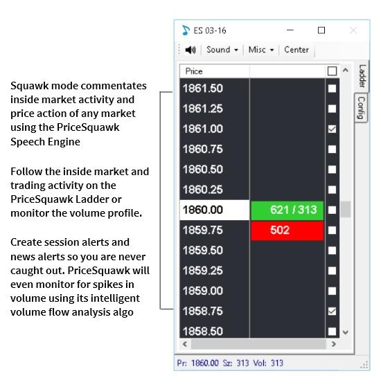 PriceSquawk Screenshot